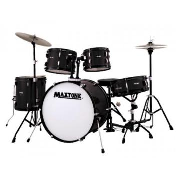 """MAXTONE MXC-3012-18 BATTERIA ACUSTICA COMPLETA CON CASSA DA 18"""""""