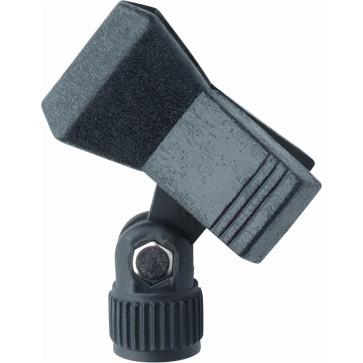 QUIKLOK MP850 PORTAMICROFONO STORTINO UNIVERSALE A CLIP PINZA MP-850