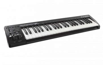 M-AUDIO KEYSTATION 49 MK3 MASTER KEYBOARD TASTIERA MIDI 49 TASTI USB 49-MK3