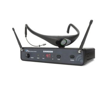 SAMSON AIRLINE 88X SISTEMA WIRELESS UHF FITNESS HEADSET