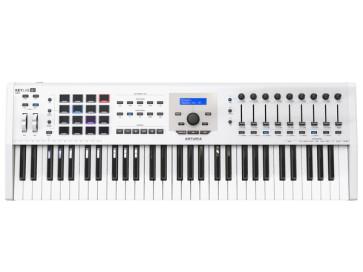 ARTURIA KEYLAB MKII 61 TASTIERA CONTROLLER MIDI/USB 61 TASTI BIANCO MK2