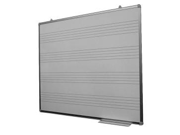 LAVAGNA PENTAGRAMMATA BIANCA 120 x 80 cm