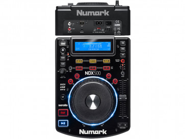 Numark NDX500 Lettore  cd mp3 con porta USB DEVICE per HD o PENDRIVE NDX-500