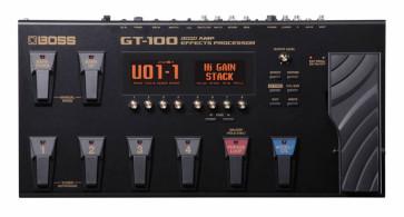 BOSS GT100 PEDALIERA MULTIEFFETTO PER CHITARRA GT-100