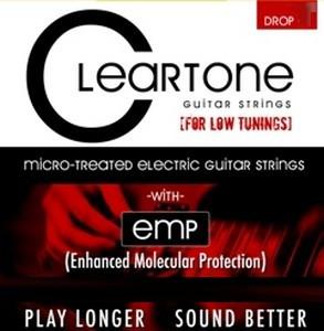 CLEARTONE CL-9460  MUTA DI CORDE PER CHITARRA ELETTRICA DROP C# 12-60 CL9460