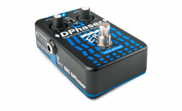 EBS DPHASER PEDALE EFFETTO PHASER PER BASSO