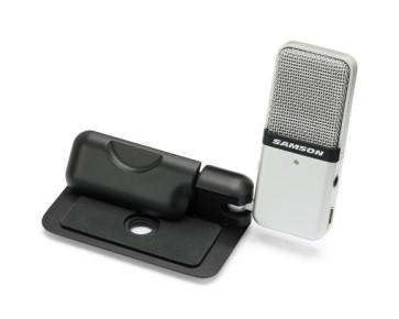 SAMSON GO MIC MICROFONO A CONDENSATORE USB PORTATILE