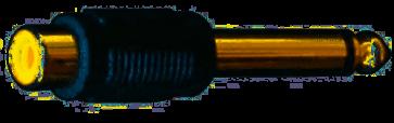 BESPECO AD65 ADATTATORE RCA/JACK MONO 6,3 MM