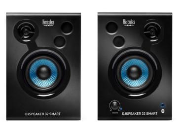 "HERCULES DJ SPEAKER 32 SMART MONITOR DA STUDIO 3"" BLUETOOTH 60W"