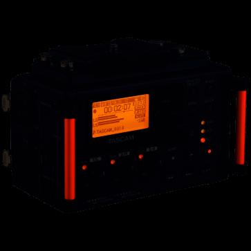 TASCAM DR60D MK2 REGISTRATORE REGISTRATORE PORTATILE PER VIDEO E FOTOCAMERE DR-60-D- MKII