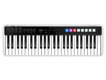 IK MULTIMEDIA IRIG KEYS I/O  CONTROLLER MIDI/USB 49 TASTI PER SMARTPHONE, PC E MAC