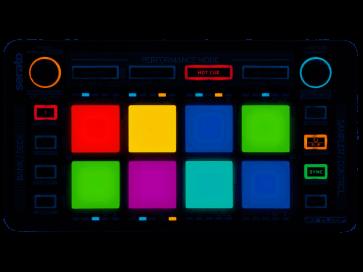 RELOOP NEON  PAD CONTROLLER PER SERATO DJ