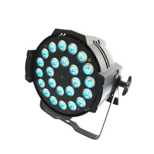 KARMA LED PAR240 LUCE 240W ILLUMINATORE DMX A LEE 24 LED DA 10W