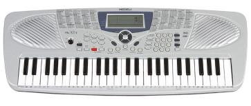 MEDELI MC37A TASTIERA TASTIERINA PIANOLA 49 TASTI PICCOLI 4 OTTAVE CON ALIMENTATORE  MC-37-A