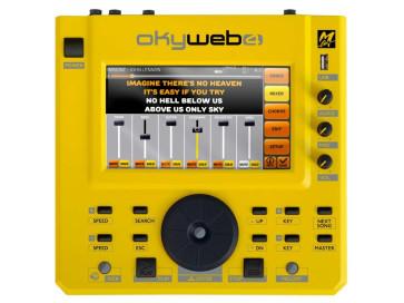 M-LIVE OKYWEB 4 LETTORE DI FILE MIDI E AUDIO MP3 OKYWEB4