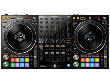 PIONEER DDJ-1000-SRT CONSOLE CONTROLLER A 4 CANALI PER SERATO DJ NERO DDJ1000SRT