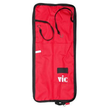 VIC FIRTH ESSENTIAL STICK BAG BORSA PER BACCHETTE RED