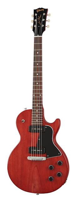 GIBSON LES PAUL SPECIAL TRIBUTE CHITARRA ELETTRICA P-90 VINTAGE CHERRY SATIN