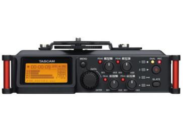 TASCAM DR70D REGISTRATORE AUDIO 4-CANALI PER FOTOCAMERE DSLR DR-70D