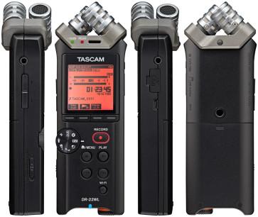 TASCAM DR-22WL REGISTRATORE DIGITALE PORTATILE DR22WL