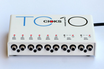 CIOKS TC-10 ALIMENTATORE MULTIPLO PER PEDALINI TC10