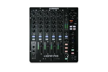 ALLEN & HEATH XONE: PX5 MIXER ANALOGICO 5 CANALI PER DJ