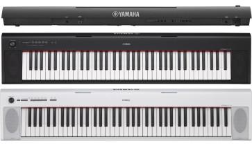 YAMAHA NP32B PIAGGERO PIANOFORTE PIANO DIGITALE 76 TASTI DINAMICI NP-32W
