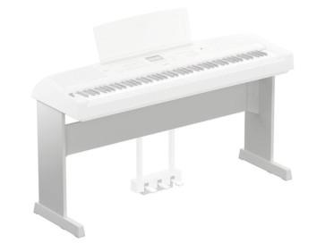 YAMAHA L300WH SUPPORTO STAND BIANCO PER PIANO PIANOFORTE DIGITALE DGX670 L-300-WH