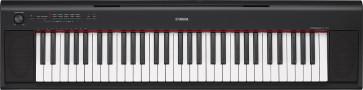 YAMAHA NP12 PIAGGERO TASTIERA PIANO PIANOFORTE DIGITALE 61 TASTI SEMIPESATI NP-12