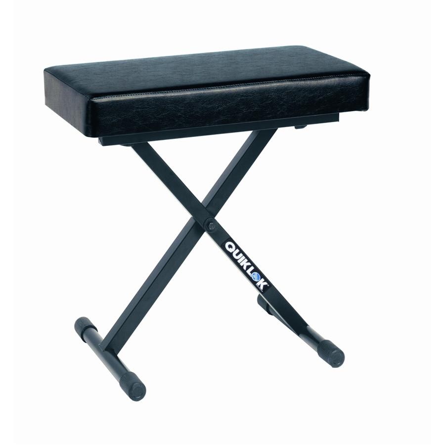 QUIKLOK BX718 PANCA PER PIANOFORTE E TASTIERA BX-718