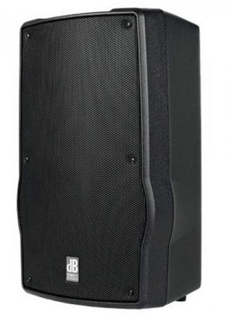 """DB TECHNOLOGIES READY 4 MK2 CASSA ATTIVA BIAMPLIFICATA 10"""" CON LETTORE MP3  BLUETOOTH 200W"""