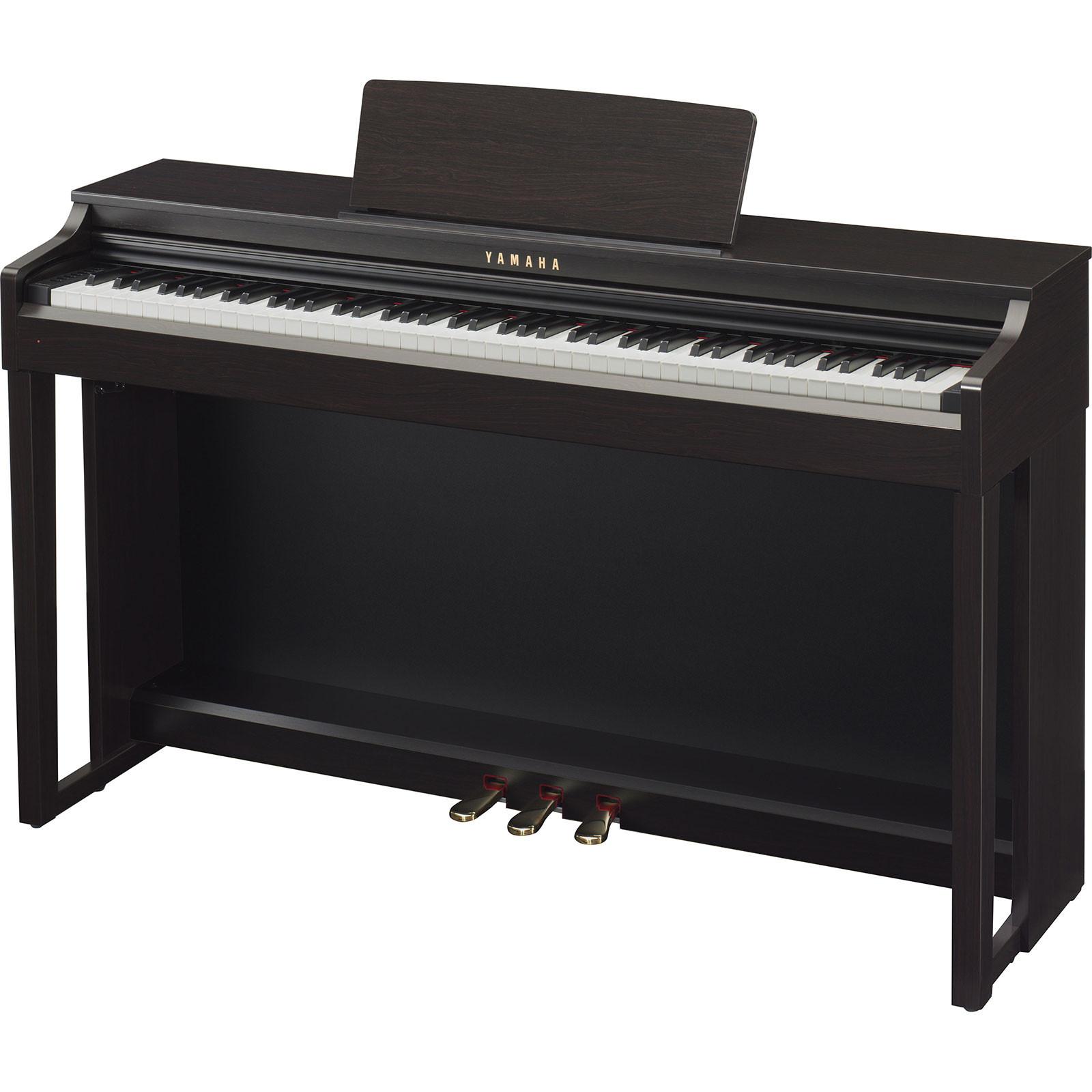 YAMAHA CLP625 CLAVINOVA PIANO PIANOFORTE DIGITALE CON MOBILE 88 TASTI PESATI CLP-625