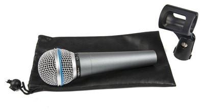 ALPHA AUDIO EIGHTY FIVE MICROFONO DINAMICO SUPERCARDIOIDE PER VOCE