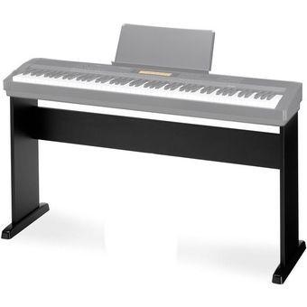 CASIO CS44 P BK SUPPORTO PER PIANO DIGITALE CDP-120, CDP130 CDP-220, CDP230 CS-44P
