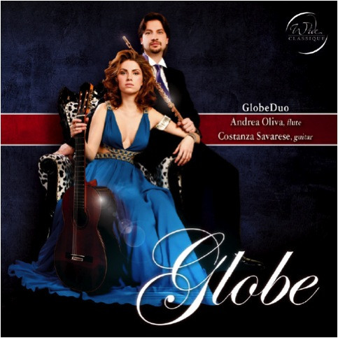 GLOBE DUO - GLOBE - ANDREA OLIVA - COSTANZA SAVARESE CD IDEA REGALO
