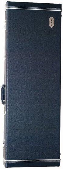 Rockbag RC10606B BLACK TOLEX custodia rigida rettangolare PER CHITARRA ELETTRICA NERA RC-10606-B