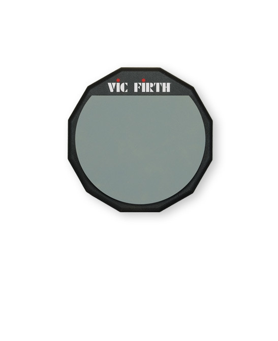 "VIC FIRTH PAD6 PRACTICE PAD 6"""