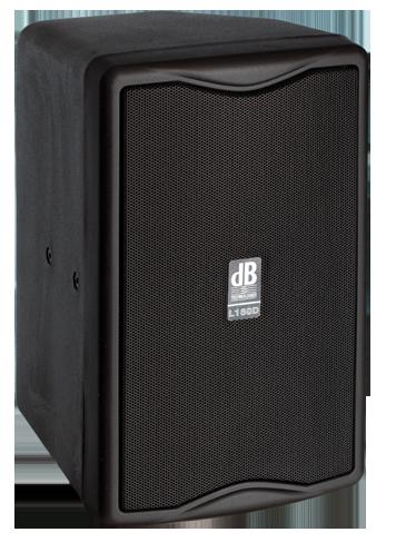 DB TECHNOLOGIES CASSA ATTIVA DA LIVE L160D AMPLIFICATA 160 W  L-160-D