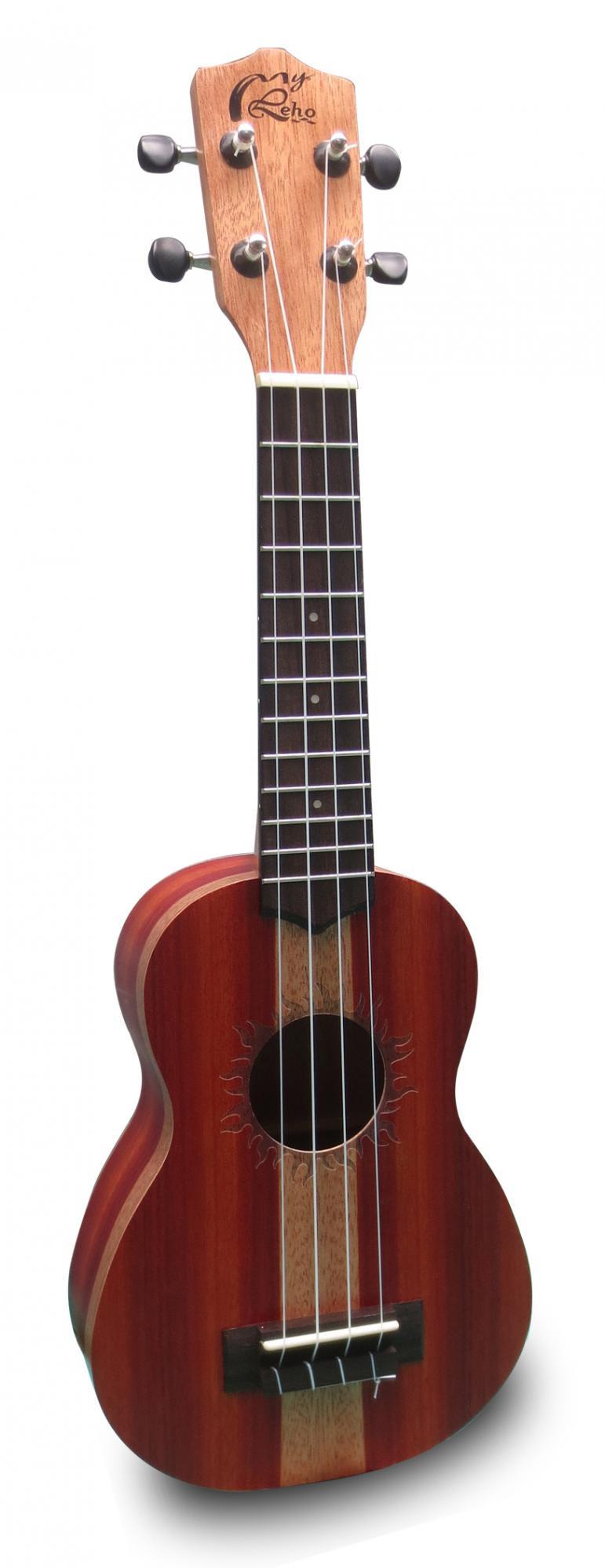 Aleho mlus2m ukulele soprano 2 tone mohogany mlus 2m - Tavola posizioni flauto traverso ...