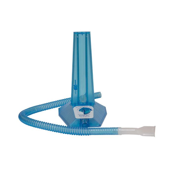 PORTEX Spirometro musicale Inspiron per esercizi di respirazione Incentive spirometer for breathing per aumentare il volume polmonare.