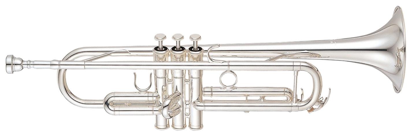 Yamaha YTR4335GS-II  Tromba in sib argentata campana in gold brass YTR-4335-GSII