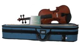 DOMUS MUSICA RIALTO VIOLINO VL1020 CON CUSTODIA E ACCESSORI MISURA 1/2 VL-1020