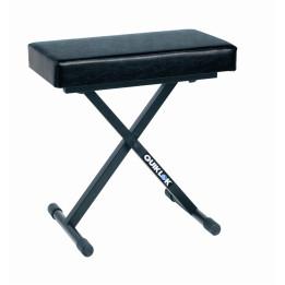 QUIKLOK BX718 PANCA PER PIANOFORTE E TASTIERA E ARPA BX-718