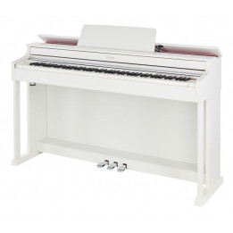 CASIO CELVIANO AP470 WE  PIANO PIANOFORTE DIGITALE 88 TASTI PESATI CON MOBILE BIANCO AP-470WH