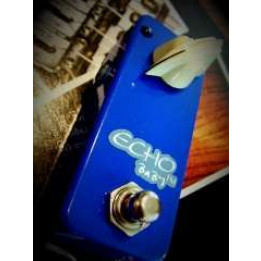LOVEPEDAL ECHOBABY pedale effetto DELAY MODULATION per chitarra true bypass LOVE-PEDAL