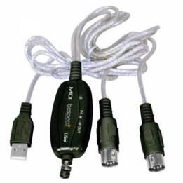 BESPECO BMUSB100 INTERFACCIA MIDI-USB  MT 1 BM-USB-100