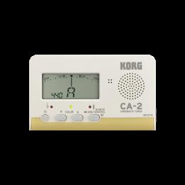 KORG CA2 ACCORDATORE ELETTRONICO CROMATICO CHROMATIC TUNER  PER STRUMENTI A CORDA E FIATI CA-2