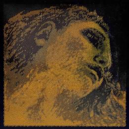 PIRASTRO VO415021 EVAH PIRAZZI SET MUTA CORDE VIOLINO CON PALLINO E SOL GOLD VO-415021