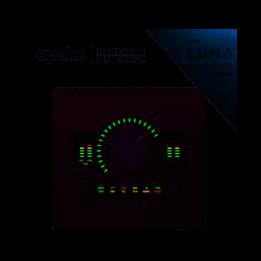 UNIVERSAL AUDIO APOLLO TWIN X QUAD HERITAGE EDITION SCHEDA INTERFACCIA SCHEDIA AUDIO THUNDERBOLT CON PROCESSORE QUAD CORE