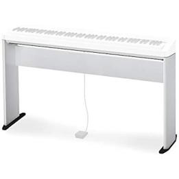 CASIO CS68 WH SUPPORTO PER PIANOFORTE DIGITALE CASIO PRIVIA PX-S1000 e PX-S3000 BIANCO CS-68